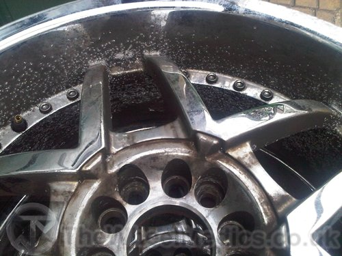 how to stop chrome pitting