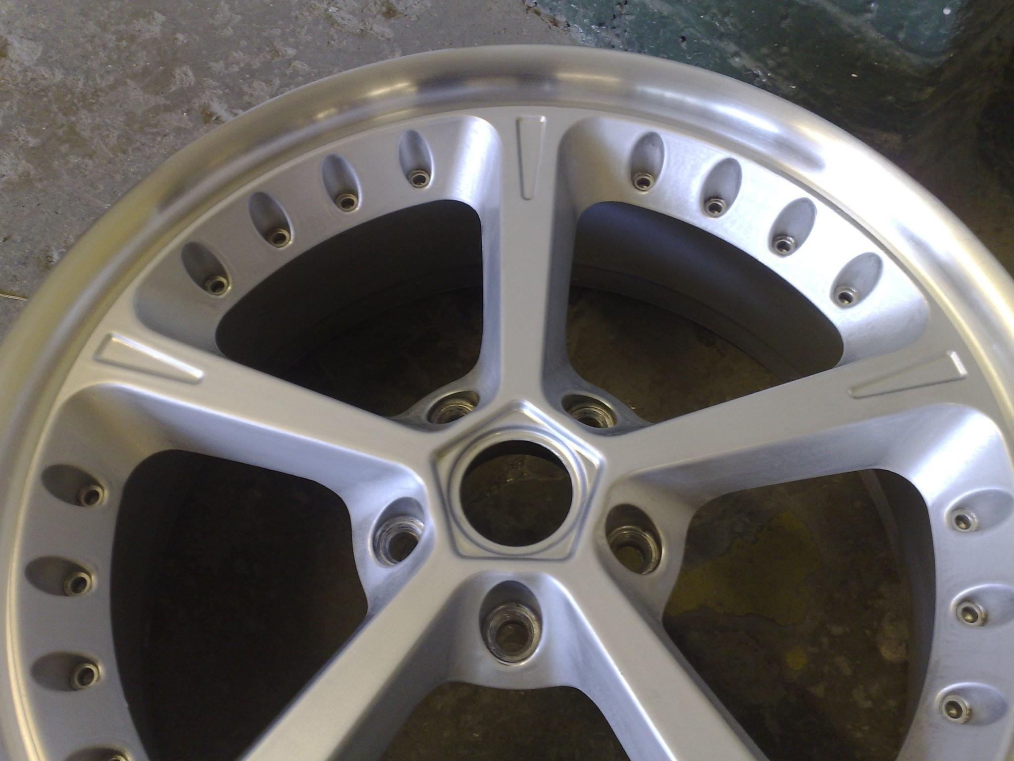 AC Schnitzer Alloy Repairs Welding Straightening & Polishing