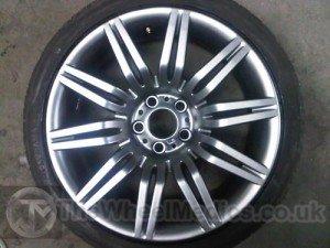 001. BMW M Sport. 5 Series. Dark Shadow Silver
