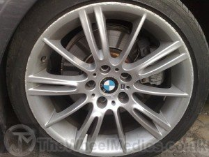 001. BMW MV3 Alloys- Before Refurbishment