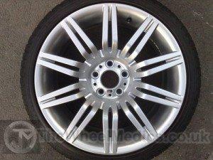 003. BMW M Sport. 5 Series. BMW Silver