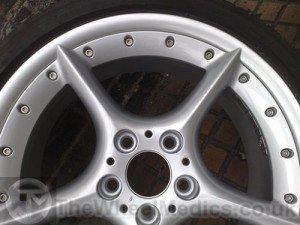 004. After Full Alloy Wheel Refurbishment.