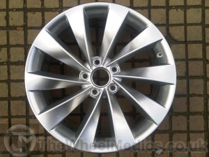 005. Alloys Fully Repaired, Refurbished and Powder Coated