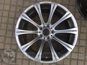 005. BMW M5 Customised. Smoked Chrome Silver