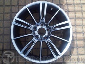 005. BMW MV3 Alloys- Powder Coated into Light Anthracite Grey