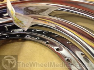 006. AMG Split into 3 piece's. Dish Re-polished- Mirror Finish