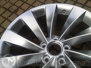 006. Alloys Fully Repaired, Refurbished and Powder Coated
