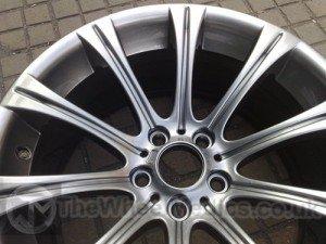 006. BMW M5 Customised. Smoked Chrome Silver