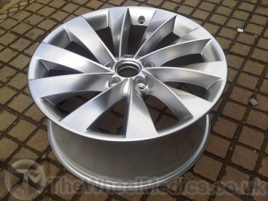 007. Alloys Fully Repaired, Refurbished and Powder Coated