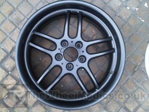 007. BMW 5 Series. Satin Black