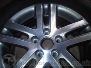 007. VW Golf. Fully Refurbished- Diamond Cut. Original Finish