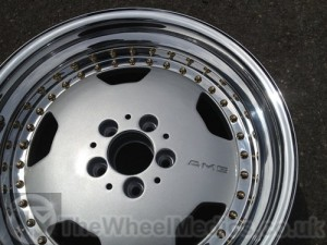 008. AMG Split Rim- Refurbished & put together again