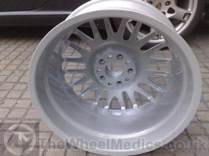 009. BMW MV1 Alloy Wheels-Fully Repaired and Refurbished. Inside & Out.