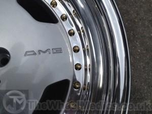 010. AMG Split Rim- Refurbished & put together again