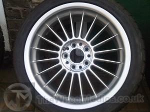 013. Alpina Wheels- Fully Refurbished- back to Original Finish.