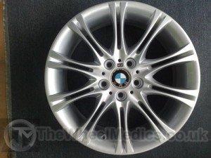 015. BMW 3 Series. BMW MV2 Silver