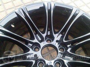 018. BMW 3 Series. BMW MV2 Alloys. Black Gloss