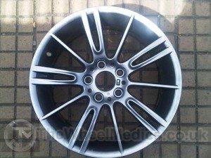 019. BMW 3 Series MV3 Alloys. Glittered Dark Anthracite
