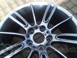 020. BMW 3 Series MV3 Alloys. Glittered Dark Anthracite
