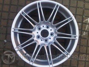 021. BMW 3 Series. MV4 Alloys. MV4 BMW Silver