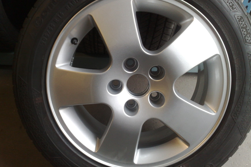 Mercedes Fully Refurbished Wheels – E & S Class